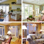 Before and After of Keeping Room designed by Patricia Scott