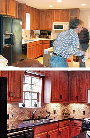 Kitchen Amp Baths Tom Scott Interior Contractors